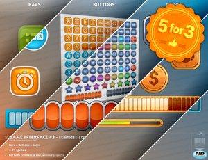 Game Interfaces Bundle