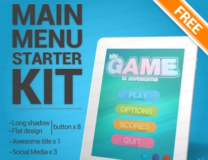 Starter Kit – main menu